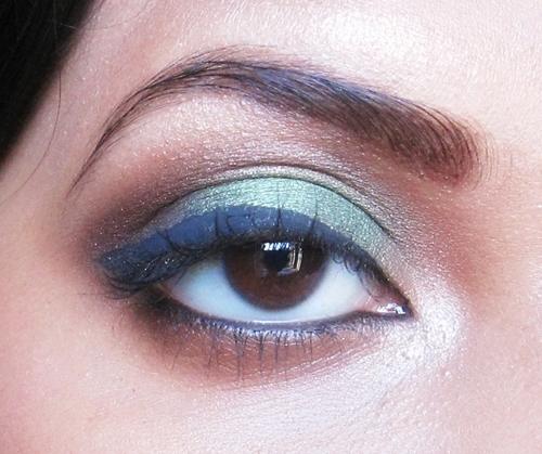Indian Wedding Attending Easy Eye Makeup Tutorial And FOTD