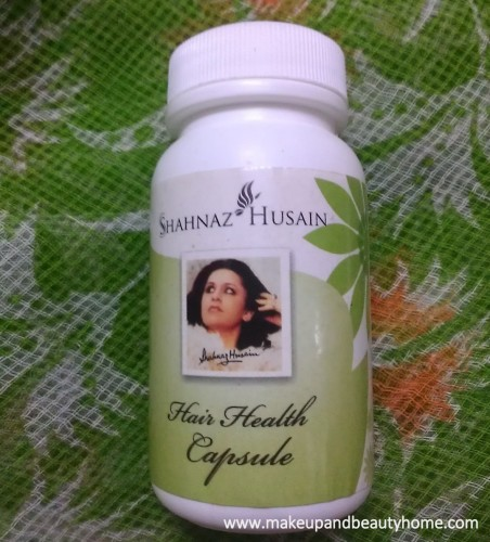 shanaz hussain hair supplement