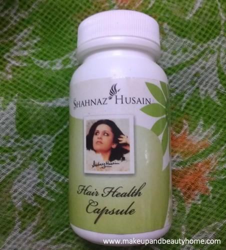 shanaz hussain hair supplement