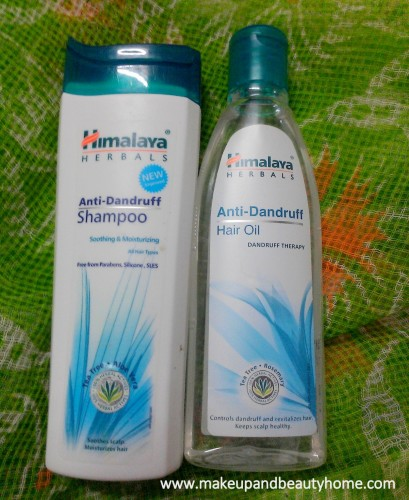 himalaya oil and shampoo