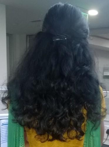 sumathi's hair care routine