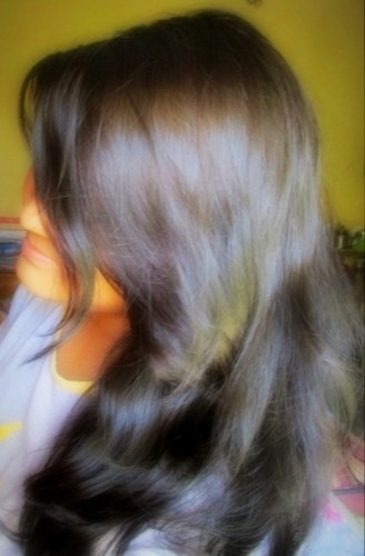 aparajita's hair story and hair loss experience