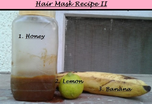 hair mask recipe 2