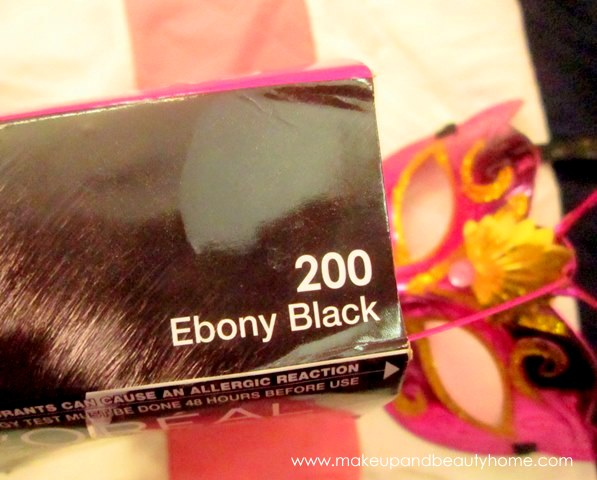200 ebony black