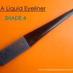 mua liquid eyeliner shade 4 review