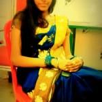 saree outfit
