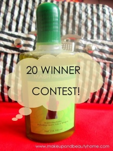 MABH 20 Winner Facebook Contest
