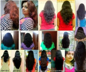 MABH Hair Growth Challenge Participants Vol.1 : Hair Routines and Photos
