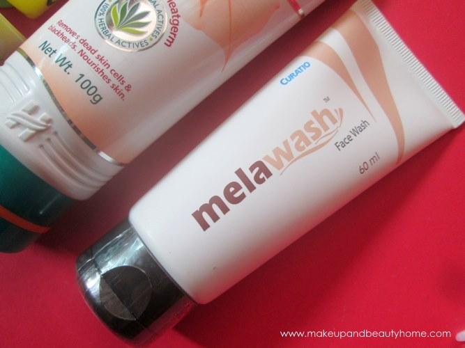 melawash face wash