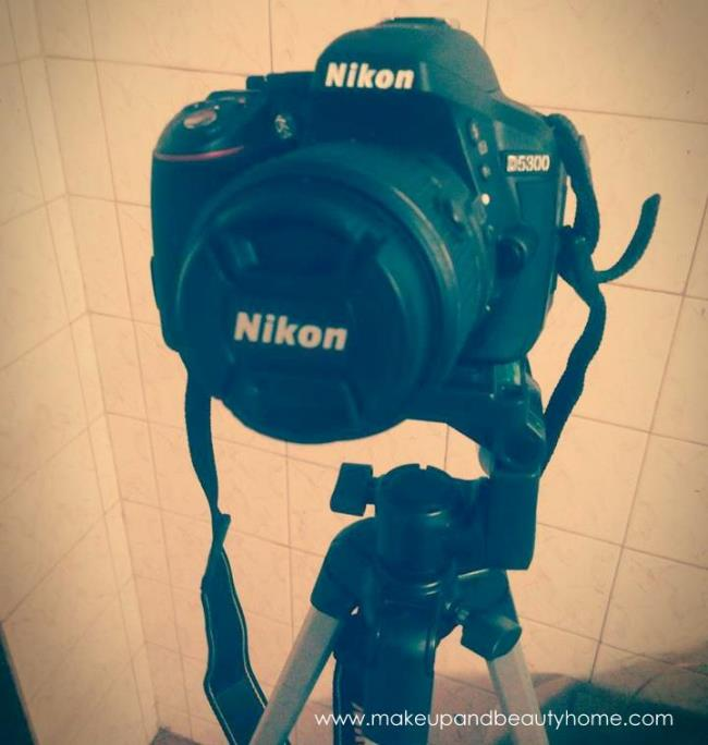 my first dslr : nikon d5300