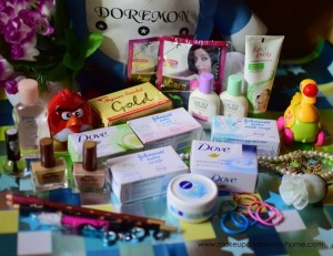 Random Haul Vol.1 : Baby Products, Drugstore Makeup, Flowers and Toys
