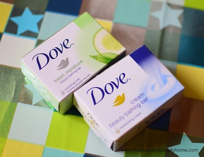 dove bathing bars