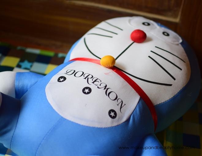 doremon stuffed toy