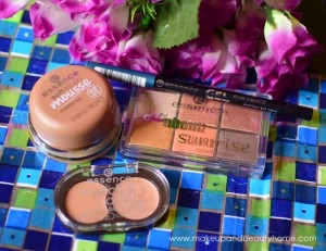 Essence Cosmetics Mousse, Concealer, Eyeshadow and Eye Pencil : Preview, Photos