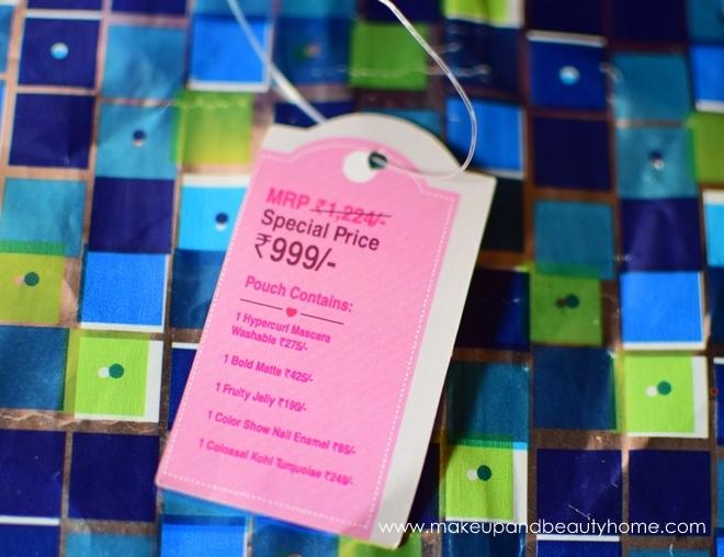 maybelline valentines gift kit price