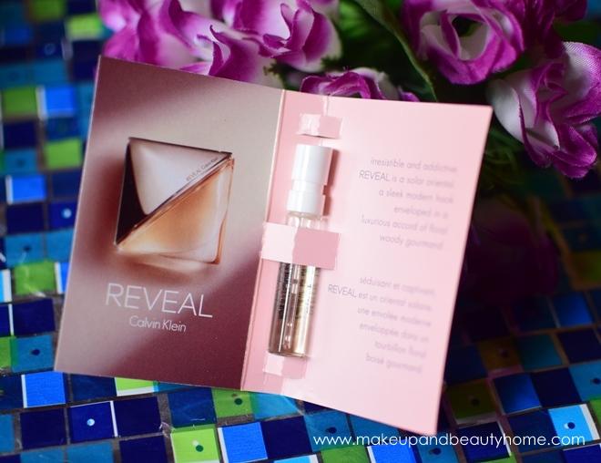 calvin klien reveal perfume