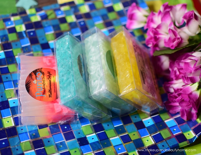 puriso handcrafted soaps review