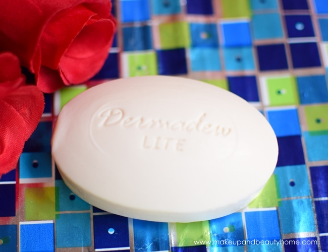 dermadew lite soap review