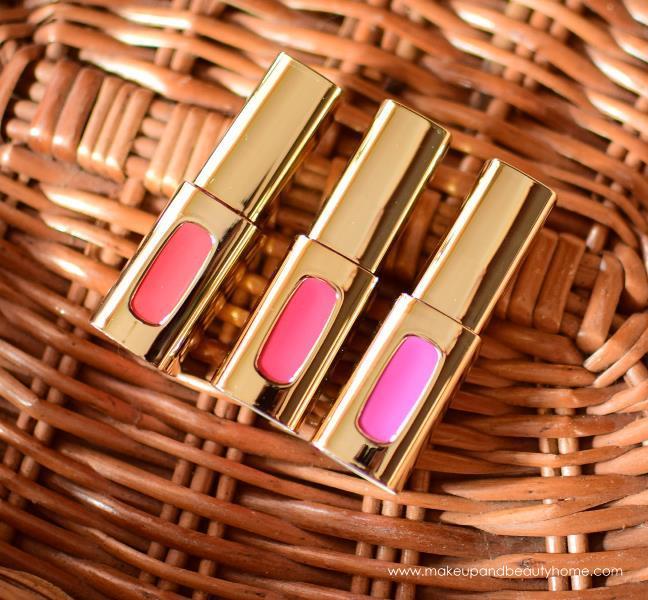 loreal paris extraordinaire liquid lipstick