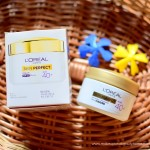 loreal paris skin perfect 40+ whitening cream review
