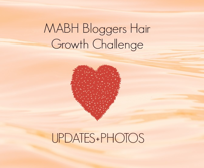 mabh hair growth updates of bloggers