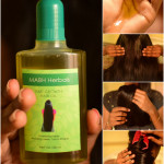 how long to leave hair oil on hair