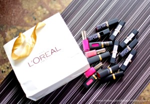 Life in Pink! L'Oreal Paris 'La Vie En Rose' by Color Riche : First Look, Photos, Price