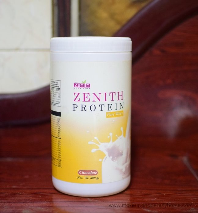 zenith nutrition pure whey chocolate