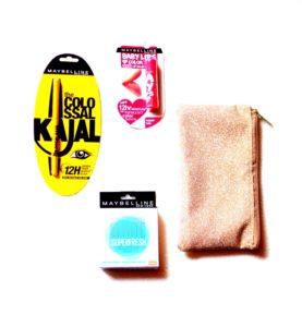 Maybelline Newyork Summer Essentials Kit Review | #StaySummerFresh