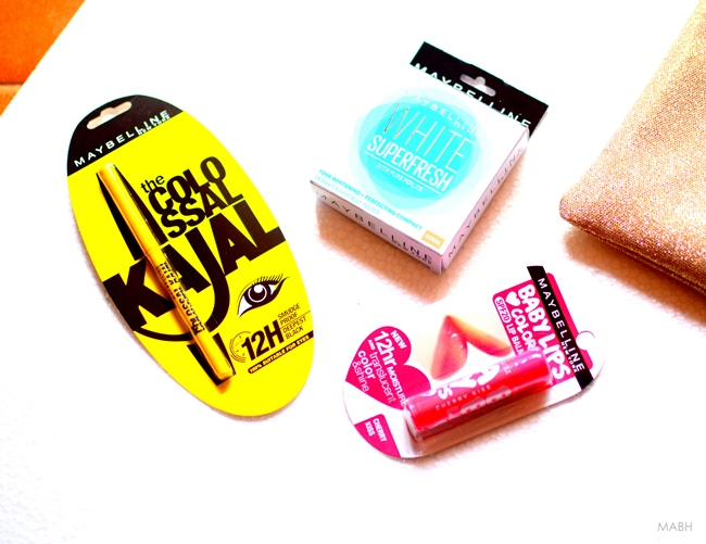 maybelline summer essentials kit 2016