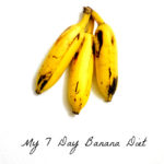 my 7 day banana diet