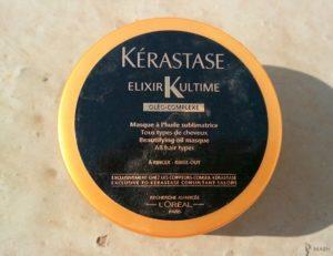 Kerastase Elixir K Ultime Masque Review
