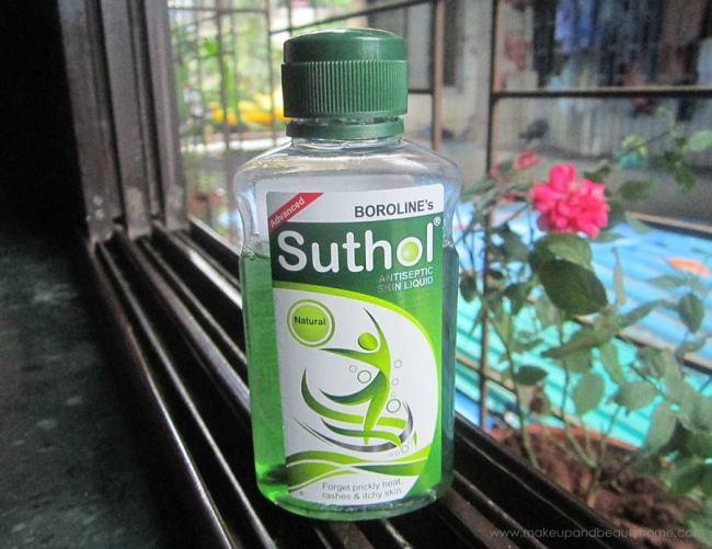 borolines suthol antiseptic liquid