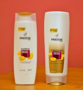 Pantene Hair fall Control Shampoo & Conditioner Review