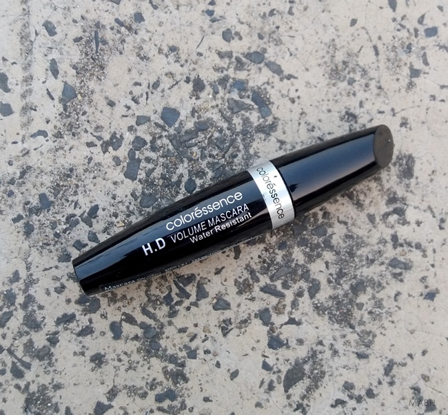 coloressence eyes spy hd mascara