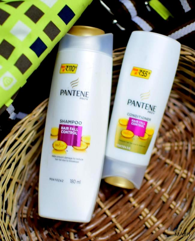 pantene pro v hair fall control shampoo conditioner