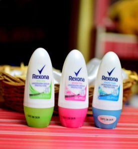Rexona Underarm Odour Protection Roll On Review