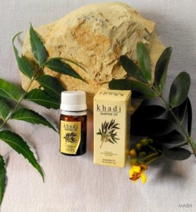 Khadi Tea Tree Essential Oil Review