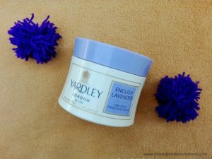 Yardley London English Lavender Hair Cream Review