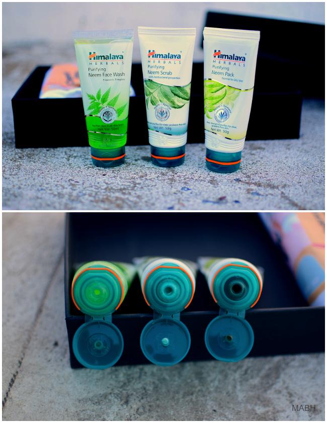 himalaya herbals neem facial kit